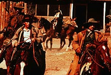 Scene from Young Guns (1988)