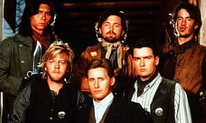 Still from Young Guns (1988)