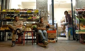 Film review: The Grocer's Son   Film   The Guardian