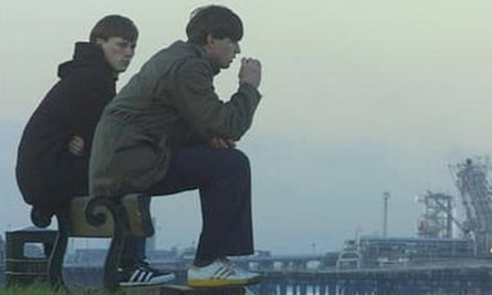 Scene from Awaydays, directed by Pat Holden (2009)