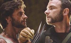 Scene from X-Men Origins: Wolverine