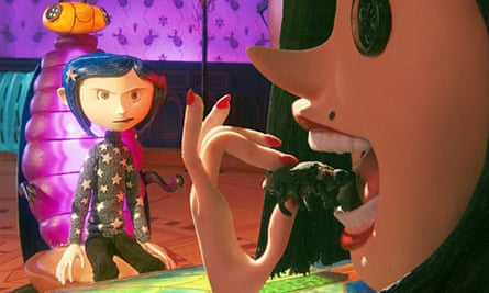 Coraline Animation In Film The Guardian