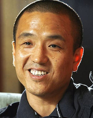 Cannes directors 2009: Lou Ye at the Pusan international film festival, 2006