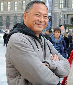 Cannes directors 2009: Johnnie To in Paris, 2008