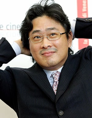 Cannes directors 2009: Park Chan-wook at the Venice film festival, 2005