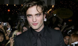 Robert Pattinson at the premiere of Twilight in Los Angeles, 2008