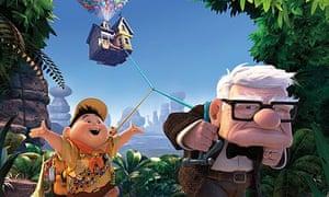 Scene from Pixar's Up (2009)