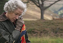 Helen Mirren in a scene from The Queen (2006)