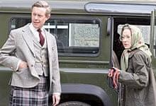 Alex Jennings and Helen Mirren in The Queen (2006)