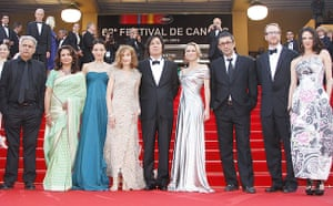 Cannes 2009: Up premiere: The jury panel for the 62nd Cannes film festival