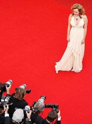 Cannes 2009: Up premiere: Caroline Gruosi-Scheufele, co-president of Palme d'Or makers Chopard