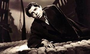 James Mason in a still from Carol Reeds' Odd Man Out, 1947