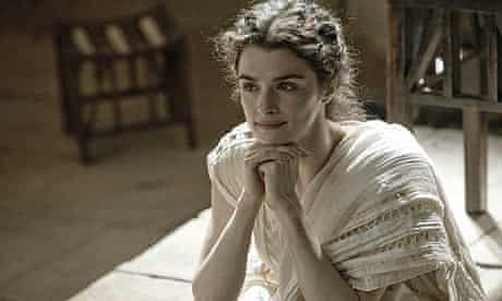 Rachel Weisz as Hypatia in Agora (2009)