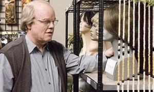 Philip Seymour Hoffman in Synecdoche, New York (2009)
