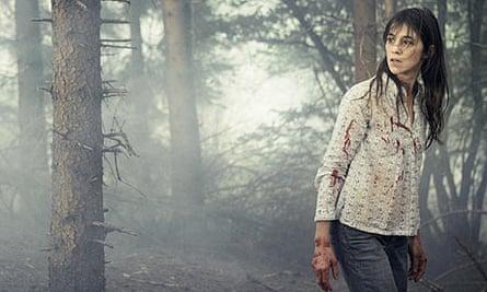 Charlotte Gainsbourg in Lars von Trier's Antichrist (2009)