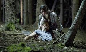 Scene from Lars von Trier's Antichrist (2009)