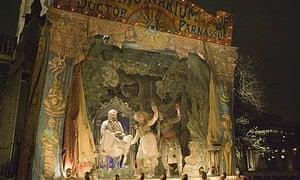 Scene from The Imaginarium of Doctor Parnassus (2009)