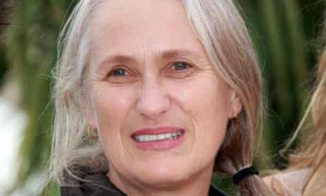 Director Jane Campion at Cannes