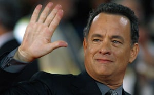Angels & Demons premiere: Tom Hanks at the world premiere of Angels & Demons in Rome