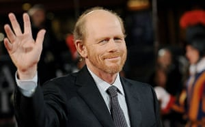 Angels & Demons premiere: Ron Howard at the world premiere of Angels & Demons