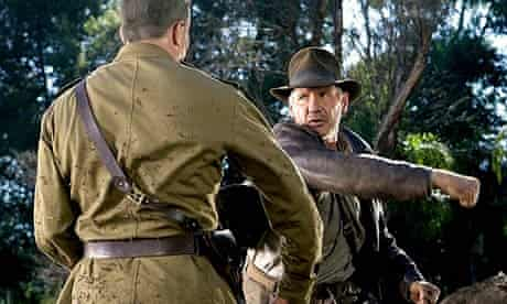 Harrison Ford in Indiana Jones and the Kingdom of the Crystal Skull (2008)