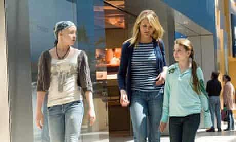 My Sister's Keeper: Sofia Vassilieva as Kate, Cameron Diaz as Sara and Abigail Breslin as Anna