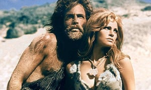 John Richardson and Raquel Welch in One Million Years BC (1966)