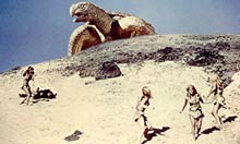 Scene from One Million Years BC (1966)