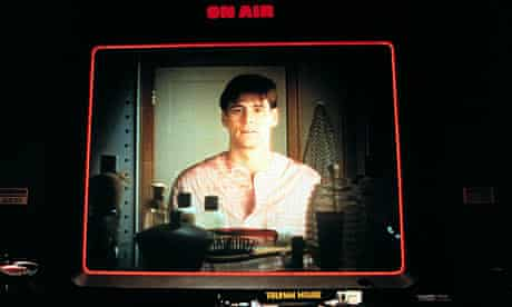 Jim Carrey in The Truman Show, directed by Peter Weir