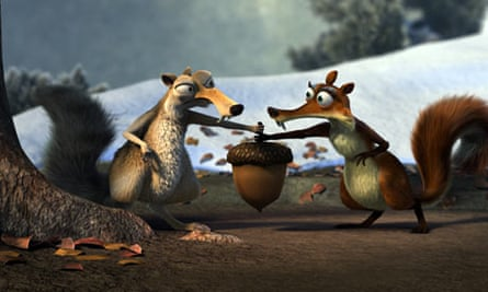 Ice Age Dawn Of The Dinosaurs Animation In Film The Guardian
