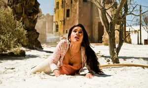 Megan Fox in Transformers: Revenge of the Fallen (2009).