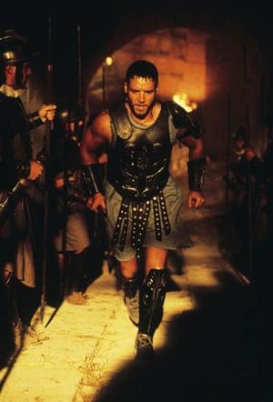Anthony Dod Mantle: Gladiator (2000)