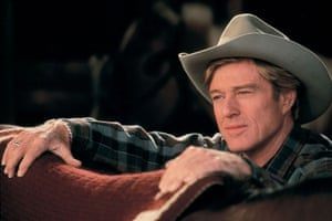Anthony Dod Mantle: Robert Redford in The Horse Whisperer