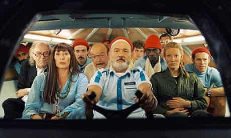 Still from The Life Aquatic With Steve Zissou