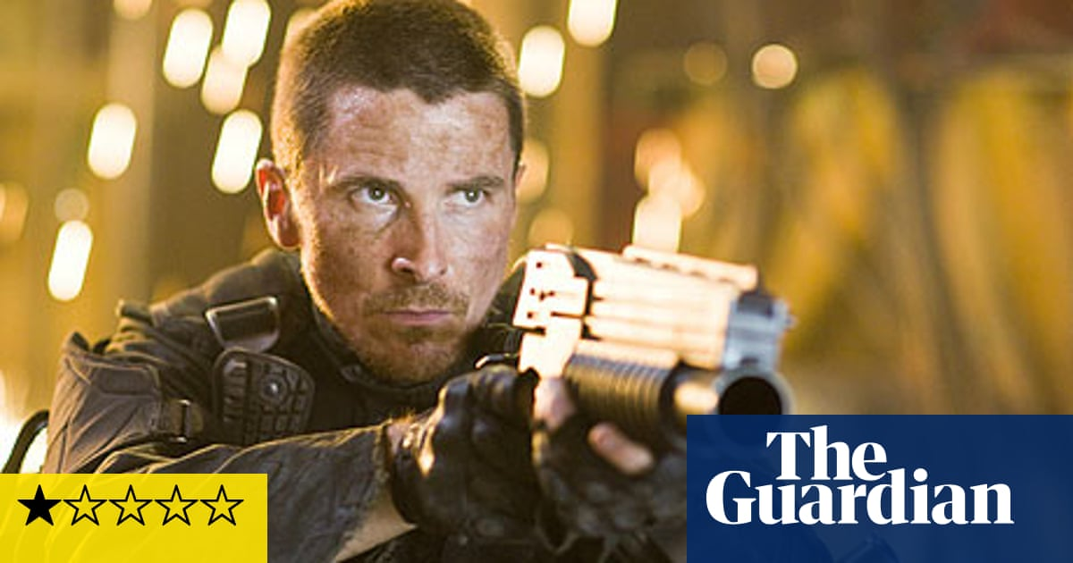Film review: Terminator Salvation | Film | The Guardian