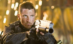 Christian Bale in Terminator Salvation (2009)