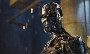 Still from Terminator Salvation