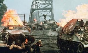 Scene from A Bridge Too Far (1977)