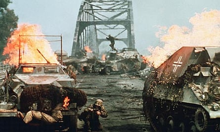 Scene from A Bridge Too Far (1977)