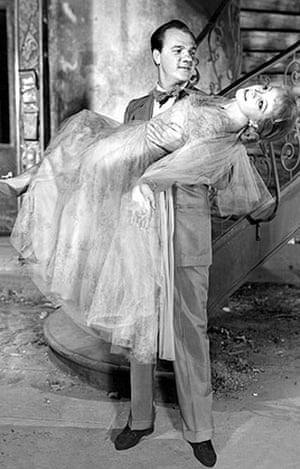 Karl Malden 1912-2009: Karl Malden and Vivien Leigh in A Streetcar Named Desire