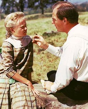 Karl Malden 1912-2009: Karl Malden and Hayley Mills in Pollyanna