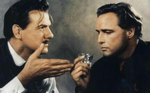 Karl Malden 1912-2009: Karl Malden and Marlon Brando in One-Eyed Jacks