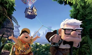 """Characters from Disney film """"Up"""""""