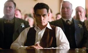 Film Review Public Enemies Film The Guardian