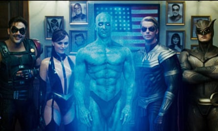 Watchmen Is Too Faithful To Alan Moore S Book Film The Guardian