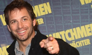 Zack Snyder at the Berlin premiere of Watchmen