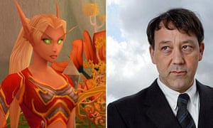 A character from World of Warcraft: The Burning Crusade and Sam Raimi