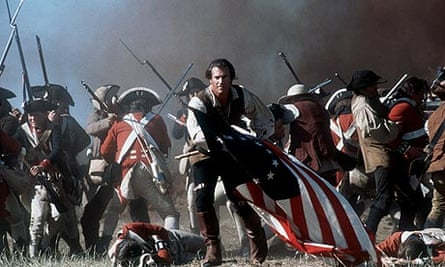 Mel Gibson in The Patriot (2000)