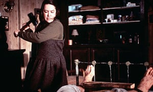 Kathy Bates in Misery (1990)