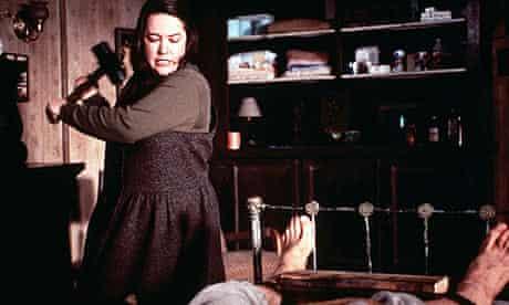 Kathy Bates in Misery (1990)